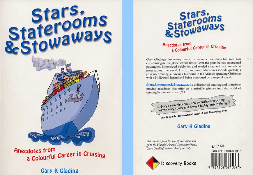 stars staterooms & stowaways